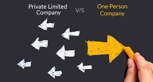 difference between opc and private limited