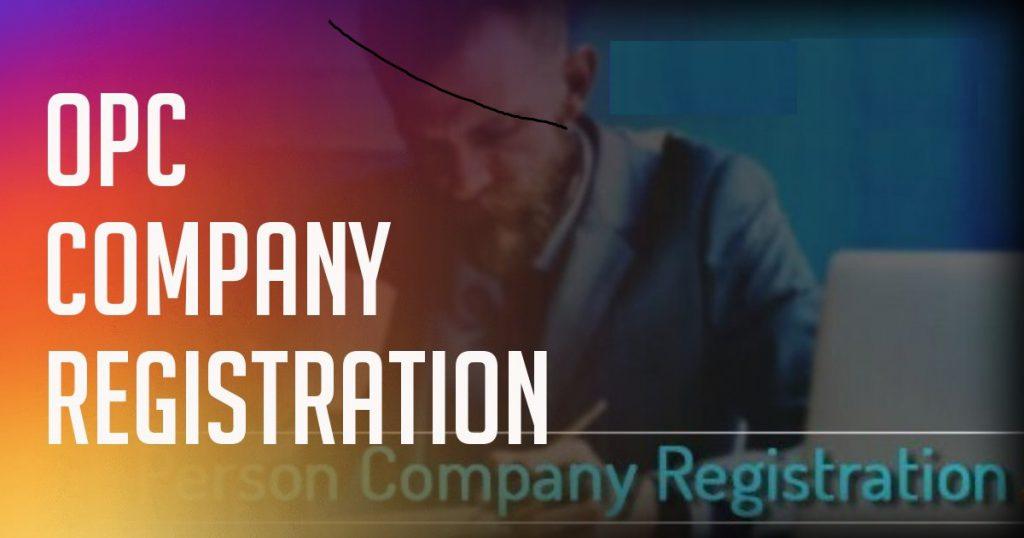 One person Company registration in Chennai